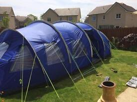 Sunncamp tent Platinum Haven 800, canopy & groundsheet £140 ono
