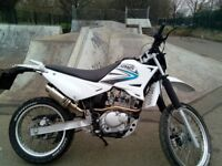 Sinnis Blade 125 Road Legal