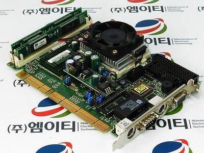 Rockwell Samsung Cpu Board Srcpbn586 Pcisa-158hv-amp V4.1
