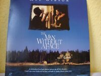 The Man Without a Face. NTSC laserdisc. Widescreen edition.