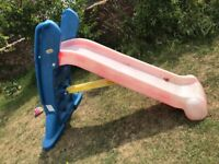 Little tikes slide free to collect just needs clean