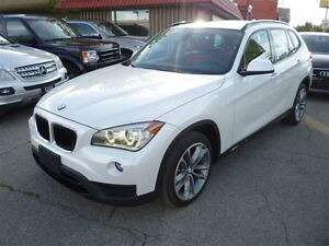 2013 BMW X1 xDrive28i SPORT/PREMIUM PACK/EXECUTIVE PACKAGE/LEA