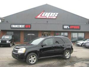 Chevrolet Equinox Traction avant 4 portes LT