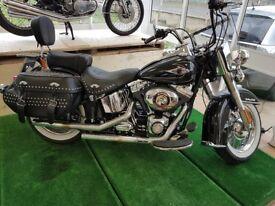 Harley Davidson Heritage Softail Classic FLSTC 1584cc 2009