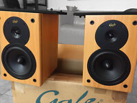 Gale Gold Monitor Loudspeakers