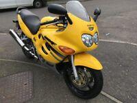 Stunning Bargain 2003 Suzuki GSX600F, Good Mot, Low Miles,Great Condition