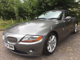 BMW Z4, Grey, Great Condition