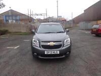 Chevrolet Orlando Lt Vcdi (grey) 2013