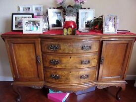 Regency sideboard in good condition