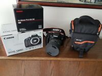 Canon 1300D + Sigma 10-20mm F3.5 EX DC Wide Angle Lens