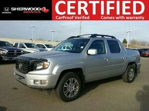 2014 Honda Ridgeline SE 4X4| FOG| HEATED LEATHER| AUX| AC