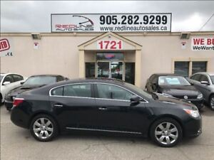 2011 Buick LaCrosse CXL, Leather, Sunroof, WE APPROVE ALL CREDIT