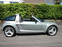 Smart 0.7 Turbo Roadster Coupe