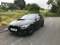 BMW 1 SERIES 118d M Sport 5dr (start/stop) 2014