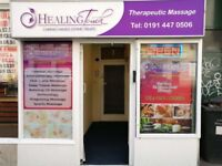 New Massage Therapy Centre in Newcastle City Centre