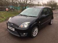 Ford Fiesta 1.6 Zetec S 3dr HPI CLEAR