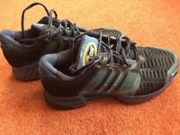 Adidas Blue Clima Cool Trainers Size UK 3.5 (EU 36) - Only 50p!