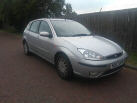 Ford Focus 2.0L Ghia Automatic, 1 owner from new