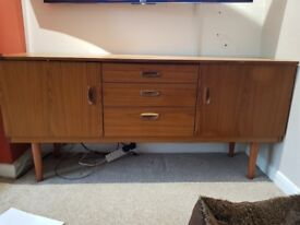 Retro 70's G-Plan Sideboard TV Unit