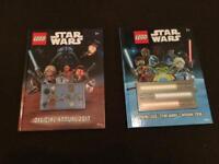 Lego novels