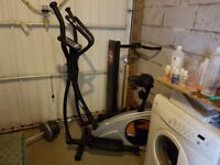 York Fitness 2in1 cycle cross trainer