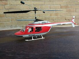 Radio Controlled Helicopter - JP Twister with Jet Ranger Bodyshell