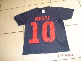 'Messi' Football Shirt