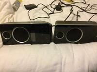 Logitech z10 pc speakers