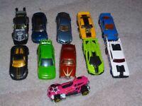 Bundle of Hot Wheels Cars