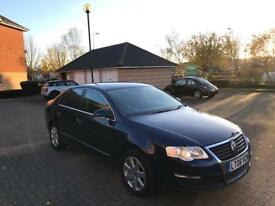 Volkswagen Passat 2.0 tdi 6 speed manual gearbox on a lovely blue only done 119 k