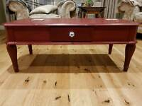 LOVELY WOODEN COFFEE TABLE FOR SALE #SOLD#
