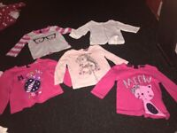 3-6 months girls clothes