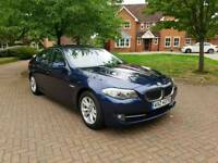 BMW 520D 2010 FULL SERVICE HISTORY