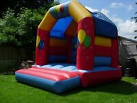 Bouncy Castle Balloons