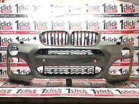 2014 ONWARDS BMW X4 F26 M SPORT FRONT BUMPER GENUINE