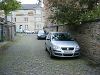 1-4 Parking spaces available for monthly rental near Stockbridge / 15 minute walk to West End