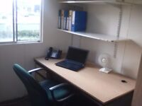 Self Contained offices to let on lichfield road industrial estate