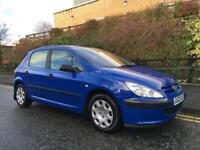 2003 Peugeot 307 2.0 Hdi Excellent Runner Low Miles