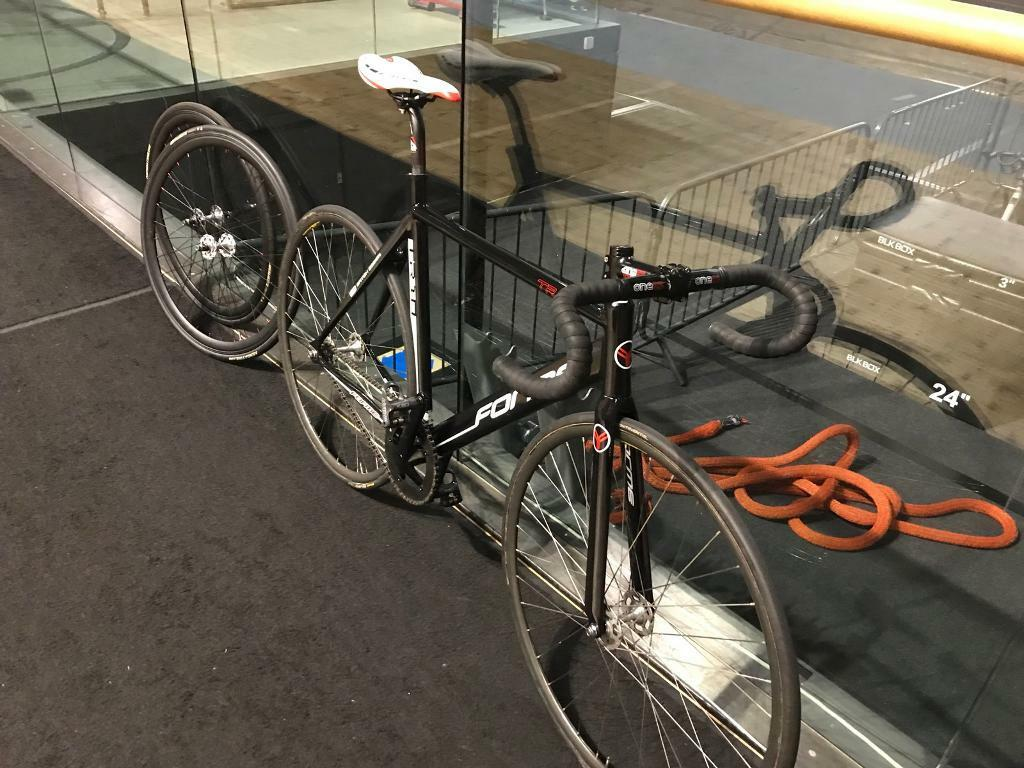 Forme Tr 1 0 Track Bike 56cm In Johnstone Renfrewshire Gumtree