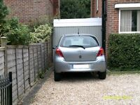 PRIVATE PARKING SPACE Mon-Friday - would suit J.P.Morgan employee.