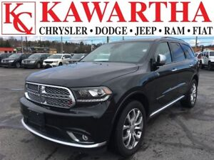 2016 Dodge Durango CITADEL*NOT A RENTAL*AWD*NAV*