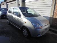 Chevrolet Matiz 1.0 SE 5dr, 2006 (56), cheap to run