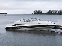 2008 Grew 228GR Sports Cruiser only 65hrs *Not Regal Bayliner Maxum Campion Mariah Crownline Boat*