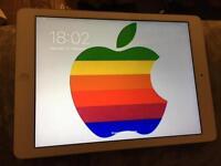 iPad Air wifi & cellular white/silver