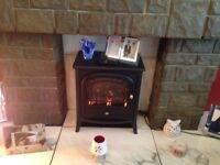 Electric Log burner effect fire