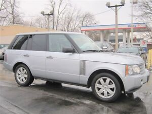 2006 Land Rover Range Rover HSE 135KM ~ NAVIGATION ~ BACK-UP CAM