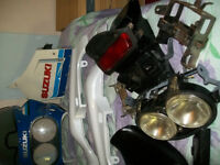 GSXR 1100/750 parts/spares 1985/87ish