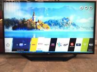 LG 43 Inch SMART 4K 2160p Ultra HD HDR LED TV ★ Built in WiFi ★ YouTube ★ Netflix