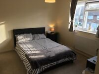 Sunny, spacious, unfurnished double bedroom available in house share