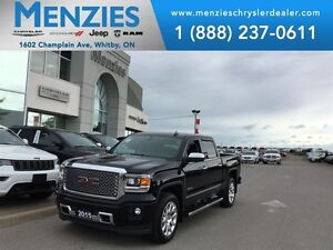 2015 GMC Sierra 1500 Denali, Bluetooth, Navi, Sunroof, Clean Car